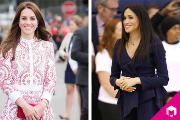Look a confronto: Kate Middleton VS Meghan Markle